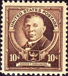 Booker_T_Washington_1940_Issue-10c